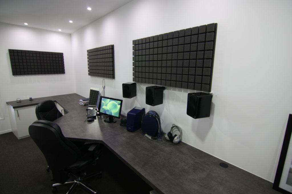 Création bureau professionnel