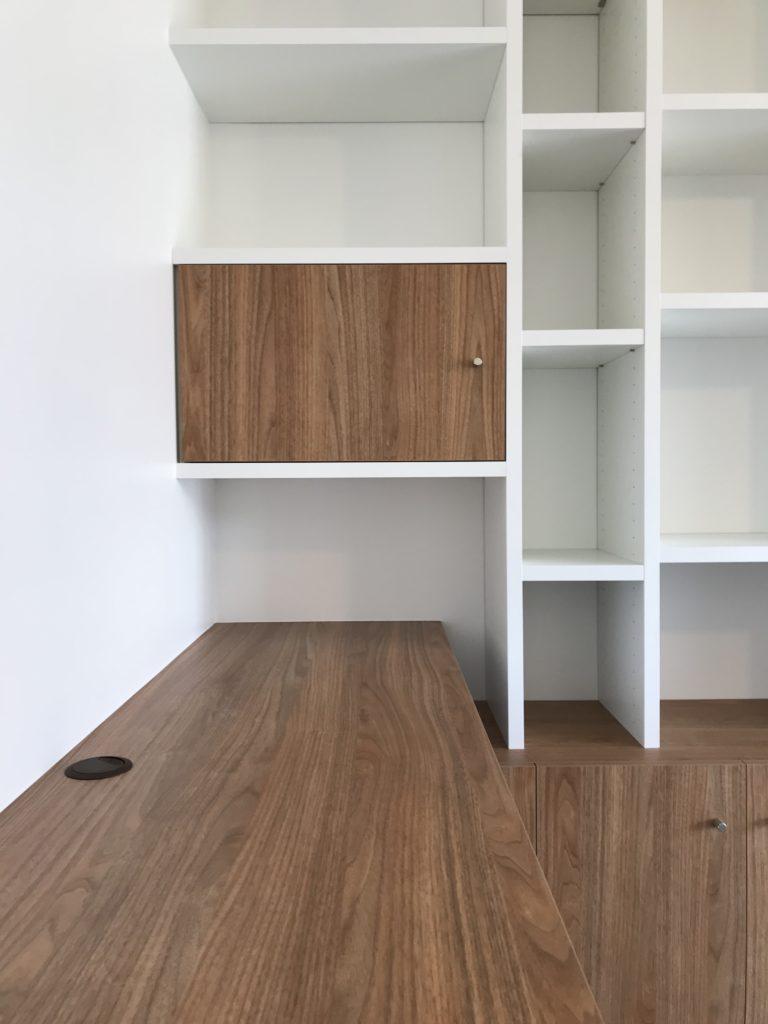 Création de bureau complet en bois 2